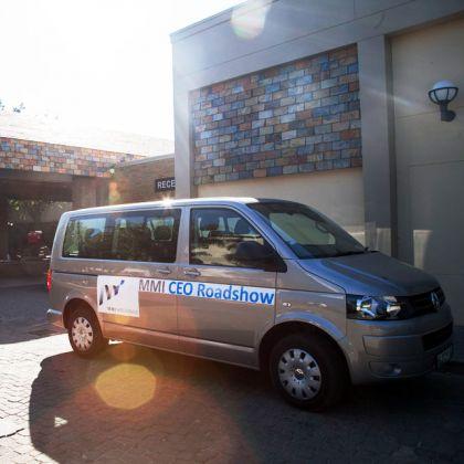 MMI Roadshow: Namibia