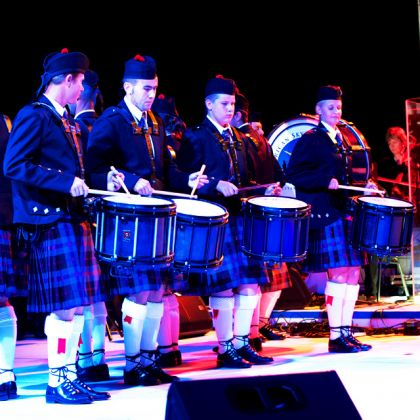 GCEO Awards: Performing Scots
