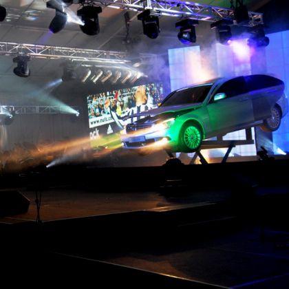 Mercedes C Class Launch