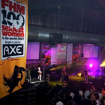 FHM 100 Sexiest Women Party